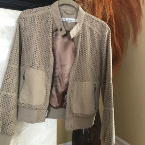 Kenneth Cole New York Bomber jacket